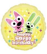 Hoops&yoyo Mylar Balloons
