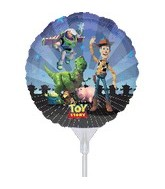 """9"""" EZ Fill Airfill Toy Story With Sticks (3 Pack)"""