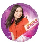 iCarly Mylar Balloons