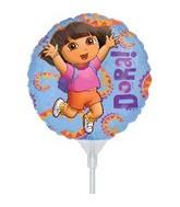 Dora the Explorer Mylar Balloons