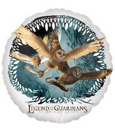 Legend of the Guardians Mylar Balloons