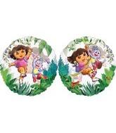 """26"""" See Through Dora the Explorer"""