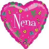 """18"""" Heart Mex Nena"""