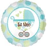 """18"""" Es Nino (Baby Boy Spanish)"""