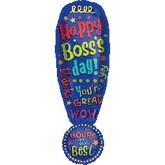 Happy Bosses Day Exclamation Mark
