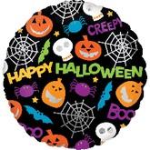"18"" Playful Halloween Icons"