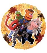 "18"" The Muppets Balloon Foil"