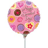 """4"""" Airfill Only Sweetest Day Candy"""
