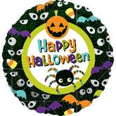 "18"" Happy Halloween Eyes"