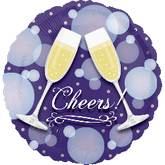 """18"""" Cheers! Bubbles"""