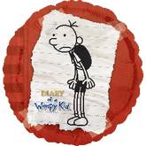 Diary of a Wimpy Kid Mylar Balloons
