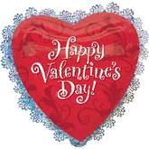"24"" Happy Valentine's Day Sparkles"