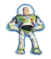 "35"" Buzz Light Year Full Body Balloon"
