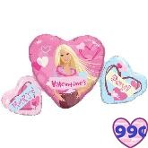 "33"" Barbie Valentine's Day Heart"